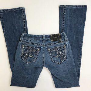 Miss Me Boot Cut Jeans 26
